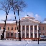Главный корпус центральной районной больницы