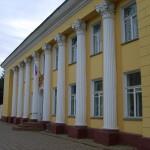 Здание администрации г.о.Вичуга