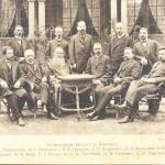 Руководство фабрики А.И. Коновалова, 1911 год