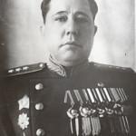 Начальник штаба Московского военного округа, генерал-полковник Л.М. Сандалов, 1948 год