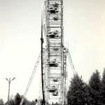 """""""Чёртово колесо"""" в """"ногинском"""" парке, 1980 год"""