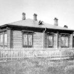 Сашинский посёлок, 1911 год