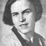 Екатерина Подсобляева, сменщица ткачих Виноградовых, Почётный гражданин г. Вичуга, 1936 год