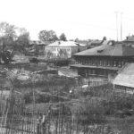 Посёлок Старая Вичуга, мост через реку Вичужанка, 60-е годы ХХ века