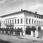 Улица, которая сейчас носит название Большая Пролетарская, начало ХХ века